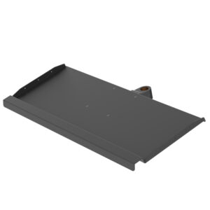 industrial arm mount for computer keyboard