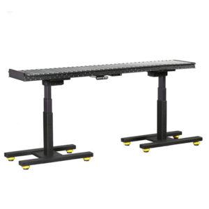 Height Adjustable Roller Conveyor