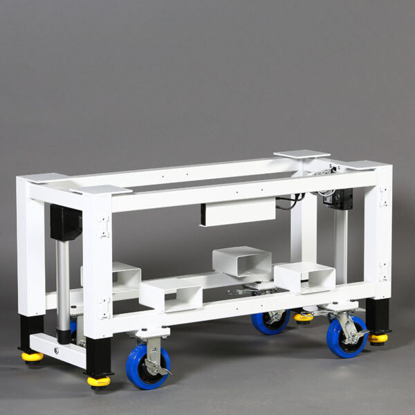 industrial height adjustable frame base
