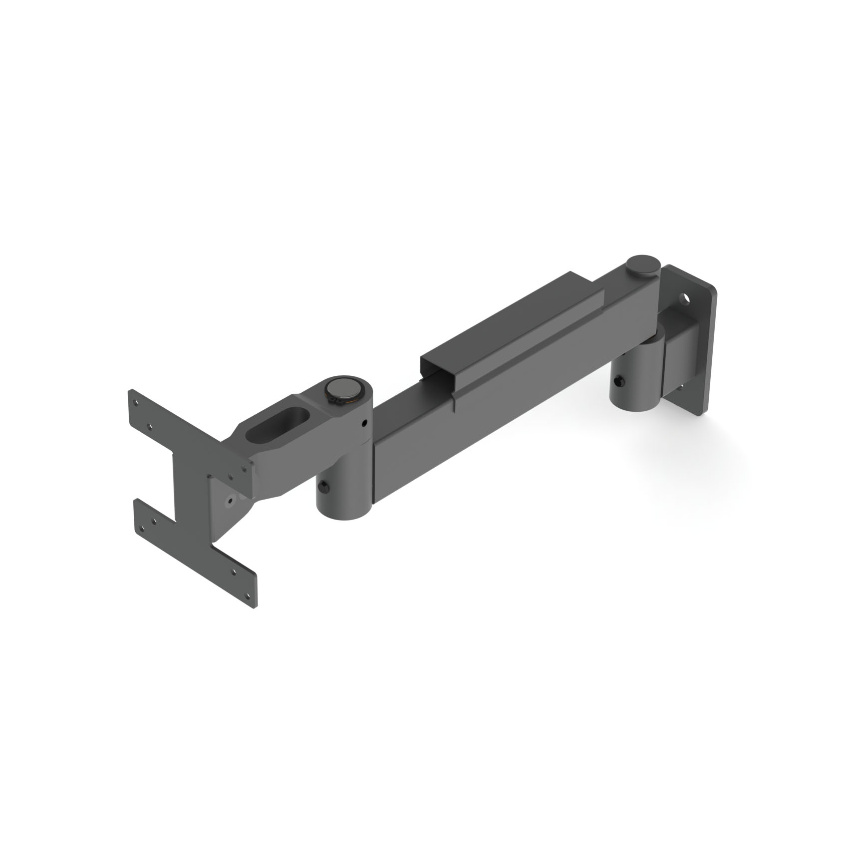 Industrial Ultra Flex 180 Monitor Mount W Integrated