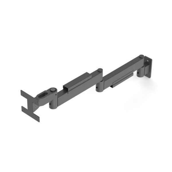 industrial arm mount for computer monitor