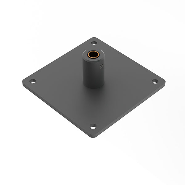 table mounting bracket for articulating arm