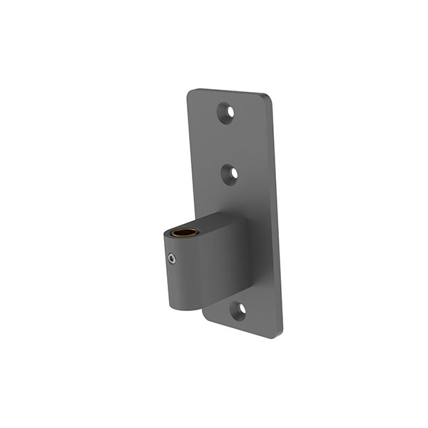 wall mounting bracket for articulating arm