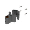 industrial articulating arm pole bracket mount for 2 inch od pole