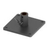 industrial table bracket mount for articulating arm