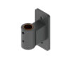 industrial wall bracket mount for articulating arm